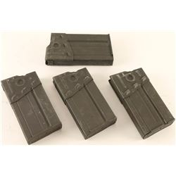 Lot of 4 HK G-3 Thermold Mags