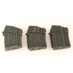 Lot of 3 AK-5Round Mags