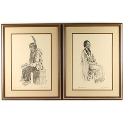 Lot of 2 Prints
