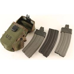 Lot of 3 AR-15 Mags