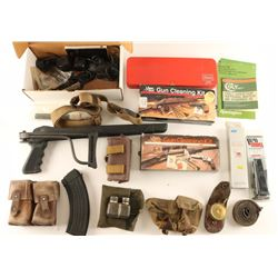 Lot of Military Surplus