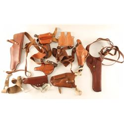 Lot of Shoulder Holsters