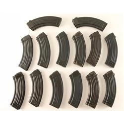 Lot of AK Mags