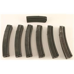 Lot of 7 MP5 Mags