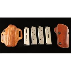 1911 Mags & Holsters