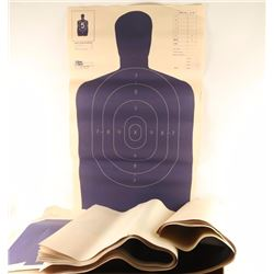Large Lot of Paper Targets
