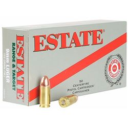 Estate Range 9mm 115GR - 500 Rounds