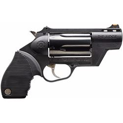 "Taurus 2441021PFS 45/410 Public Defender Single/Double 45 Colt (LC)/410 2"" 5 Black Polymer Black"
