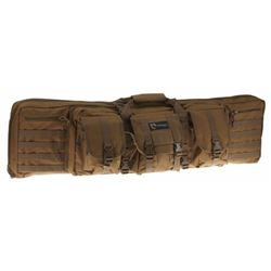 "Drago Gear 12-303TN Tactical Gun Case 42"" 600 Denier Polyester Tan"