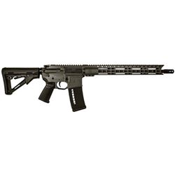 "Diamondback DB15ETG DB15 223 Keymod Semi-Automatic 223 Remington/5.56 NATO 16"" 30+1 Magpul CTR Gray"