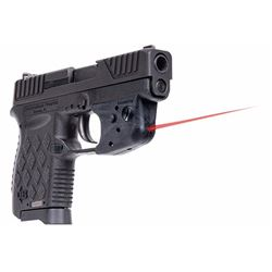 "Diamondback DB9LL DB9 w/LaserLyte DA 9mm 3"" 6+1 Integral Grip Blk"