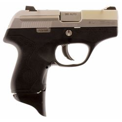 "Beretta USA JMP8D25 Pico 380 Double 380 Automatic Colt Pistol (ACP) 2.7"" 6+1 AS Black Polymer Grip/F"