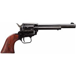 "Heritage Mfg RR22MB6 Rough Rider Small Bore Single 22 Long Rifle (LR) w/22WMR Cylinder 6.5"" 6 Cocobo"