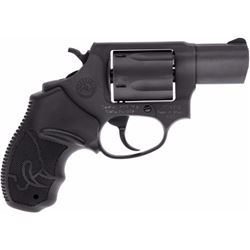 "Taurus 2605021 605 Single/Double 357 Magnum 2"" 5 FS Black Rubber Blued"