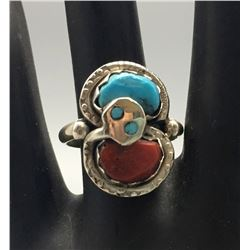 Vintage Effie Calavaza Ring