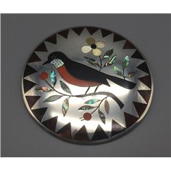 Zuni Inlay Pin - Edaakie
