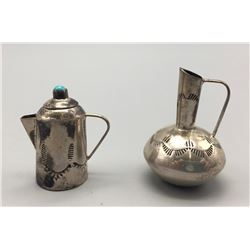 Mini Coffee Pot And Pitcher