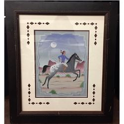Original Framed Artwork - Begay