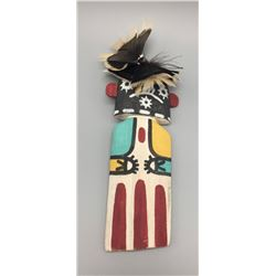 Hopi Flat Backed Kachina