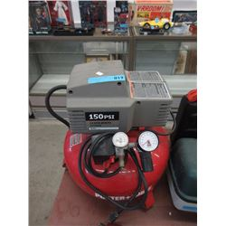 Porter Cable 150 PSI Air Compressor