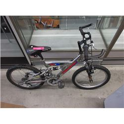 "Stainless Steel Pacifica ""DS2"" Kid's Bike"