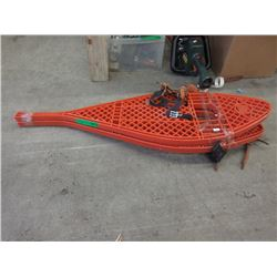 Pair of IPL Plastic Snow Shoes