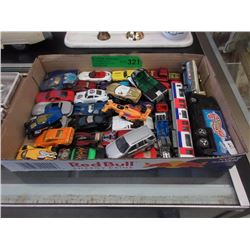 30+ Toy Cars
