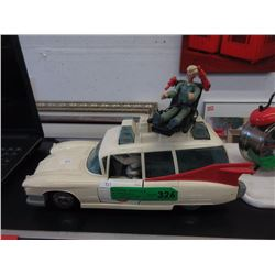 "14"" Ghostbuster Car with Figurines"
