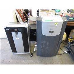 2 Portable Air Conditioners - Store Returns