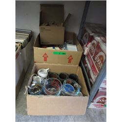 2 Boxes of Assorted Goods