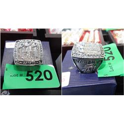 2008 New York Giants Replica Super Bowl Ring