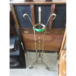 "41"" Metal Plant Stand"