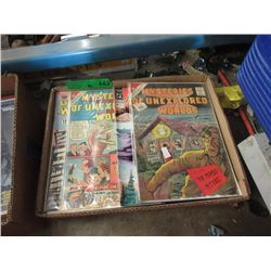 70 Assorted Comics