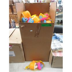 Case of New Children's Beach Toys