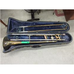 Slide Trombone in Fitted Case