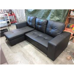 "New 2 Piece 82"" Sectional Sofa with Chase End"