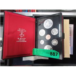 1975 Royal Canadian Mint Specimen Set