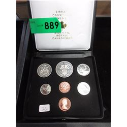 1971 Royal Canadian Mint Specimen Coin Set