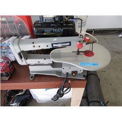 "Mastercraft 16"" Scroll Saw"