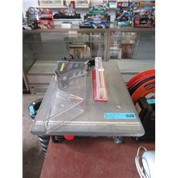 "Jobmate 8-1/4"" Portable Table Saw"