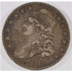 1835 CAPPED BUST HALF DOLLAR  VF++