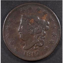 1817 15 STARS LARGE CENT, POROSITY