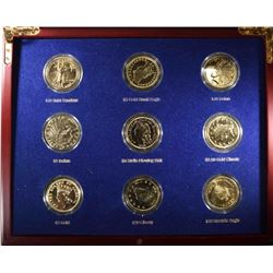 "AMERICAN TRIBUTE ""COPY"" MOST BEAUTIFUL GOLD COINS"