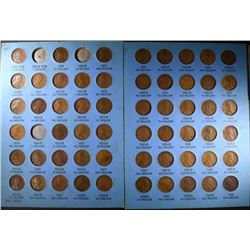 LINCOLN CENT SET 1909-1940 MISSING ONLY '09-S,
