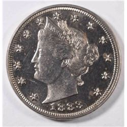 1883 NC LIBERTY NICKEL GEM PROOF