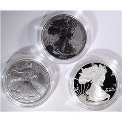AMERICAN SILVER EAGLE 20th ANNIV SET
