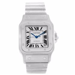 Cartier Santos Galbee XL Stainless Steel Mens Wristwatch