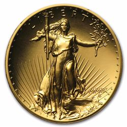 2009 Double Eagle Ultra High Relief Gold Coin