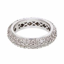 14KT White Gold 1.76ctw Diamond Ring