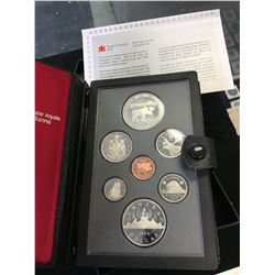 1985 CANADA PROOF SET!